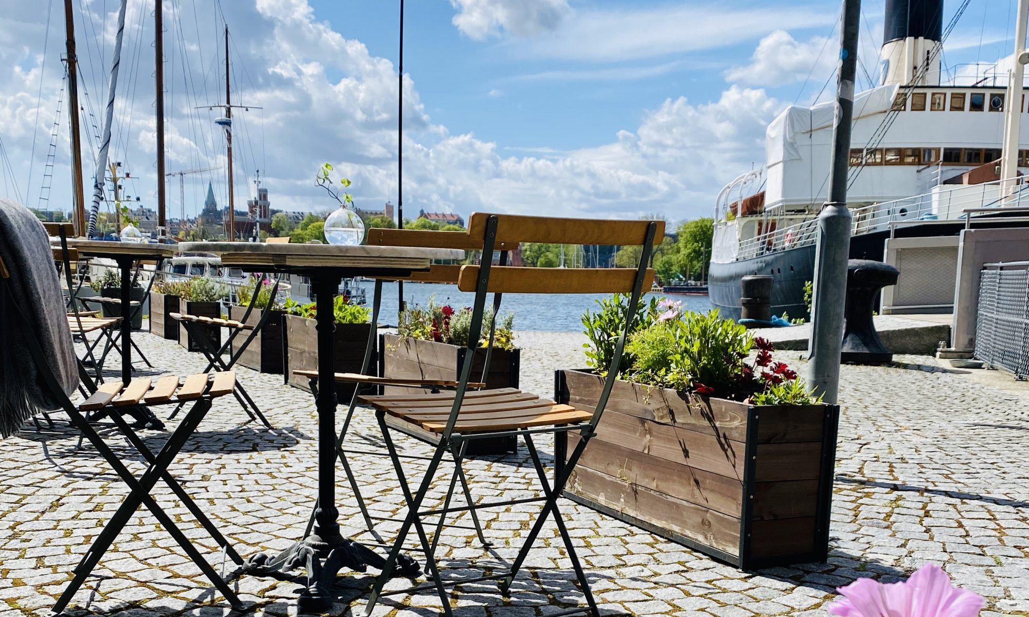 Djurgården – a place for foodies