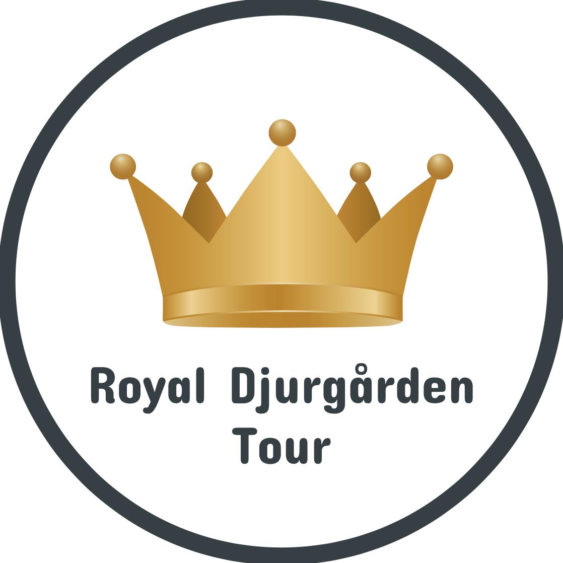 Royal Djurgården Tour logga