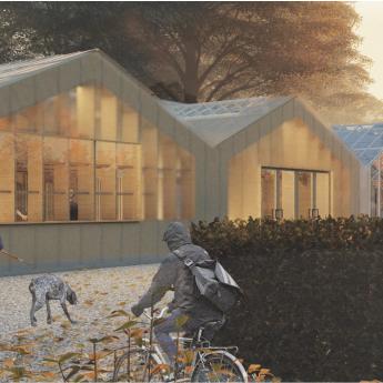Rosendals Trädgård bygger för framtiden