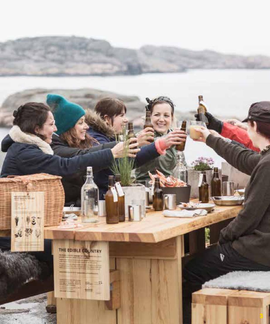 Svenska dryckers betydelse för besöksnäringen