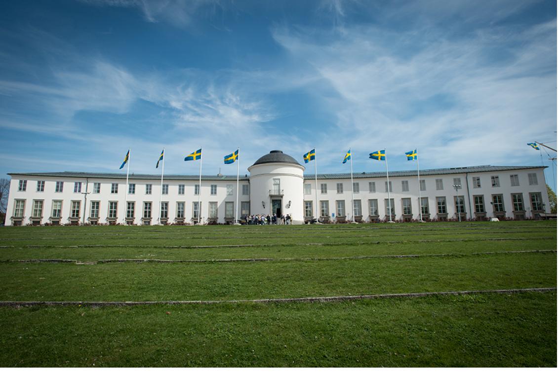 Sjöhistoriska, Sveriges första partnerinstitution till FN:s satsning
