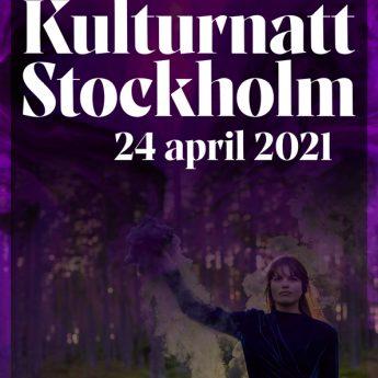 Kulturnatt 2021 – Ett nytt sätt att uppleva kulturen