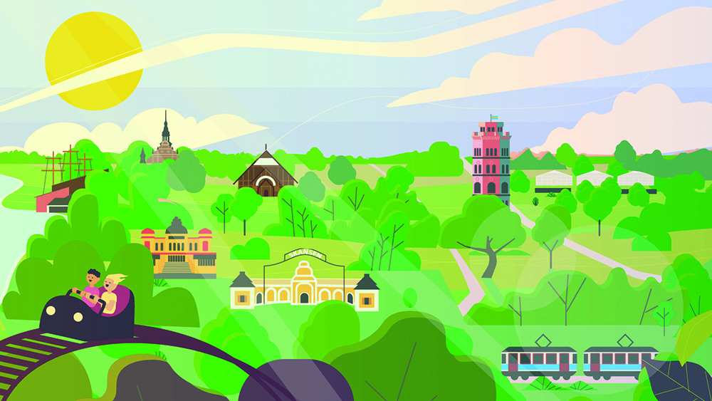 Hållbarhet ger kraft i pandemin