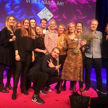 Gröna Lund vinner pris för Årets bästa HR-team