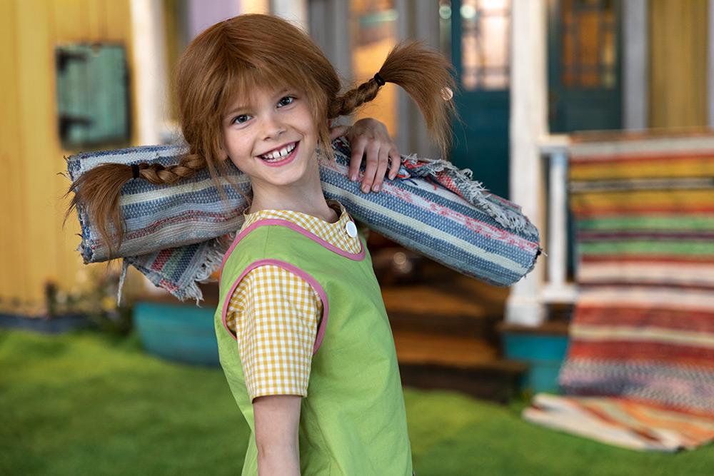 Pippi flyttar in på 25 års jubilerande Junibacken