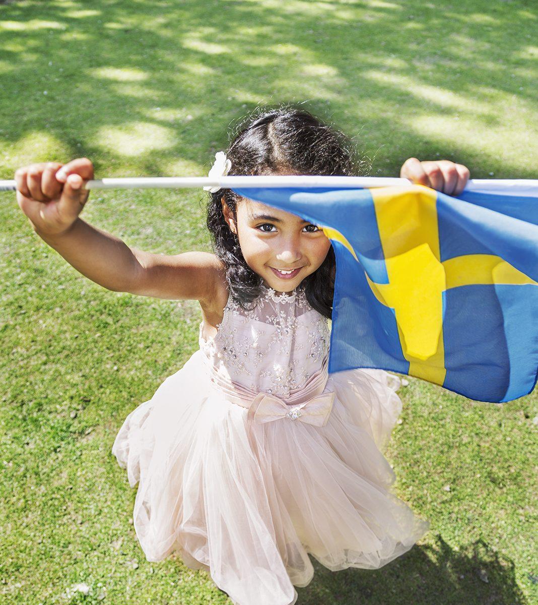 Sveriges nationaldag – en tradition skapad av Skansen