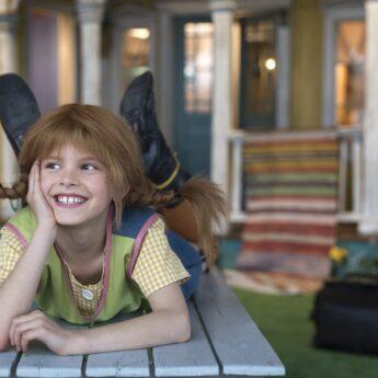 Barnteater: Pippi flyttar in