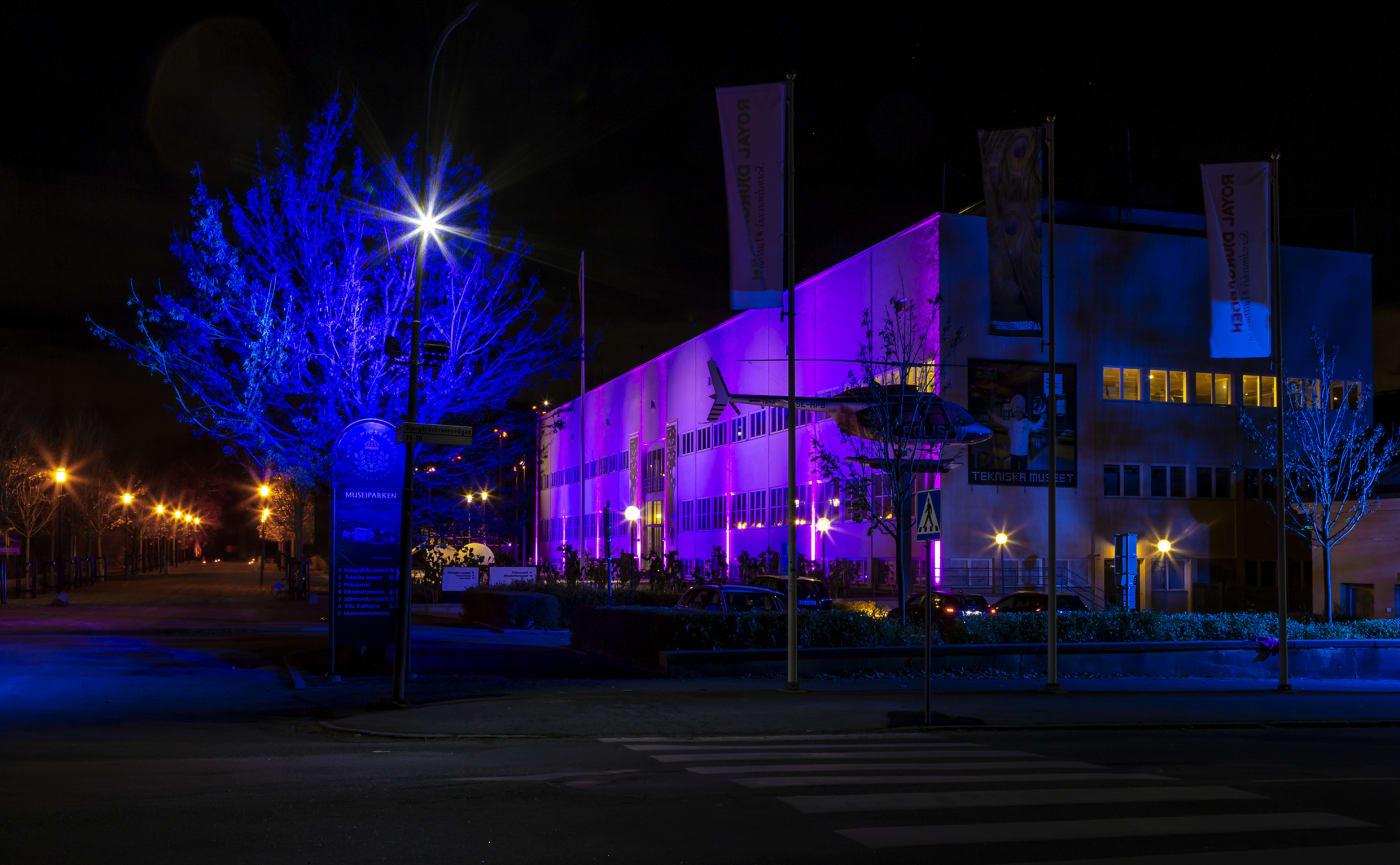 Tekniska museet blir kvällsöppet