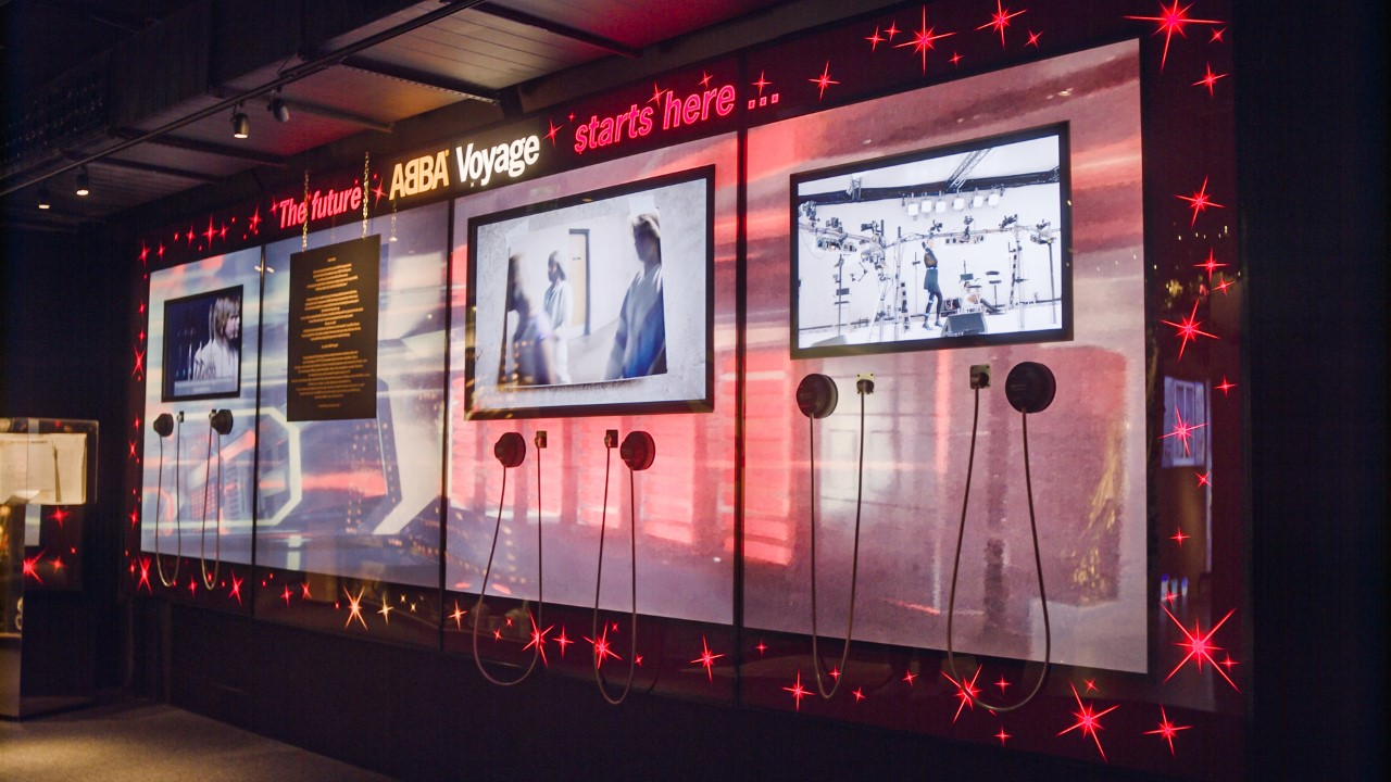 ABBA The Museum – presents its latest installation: ABBA Voyage