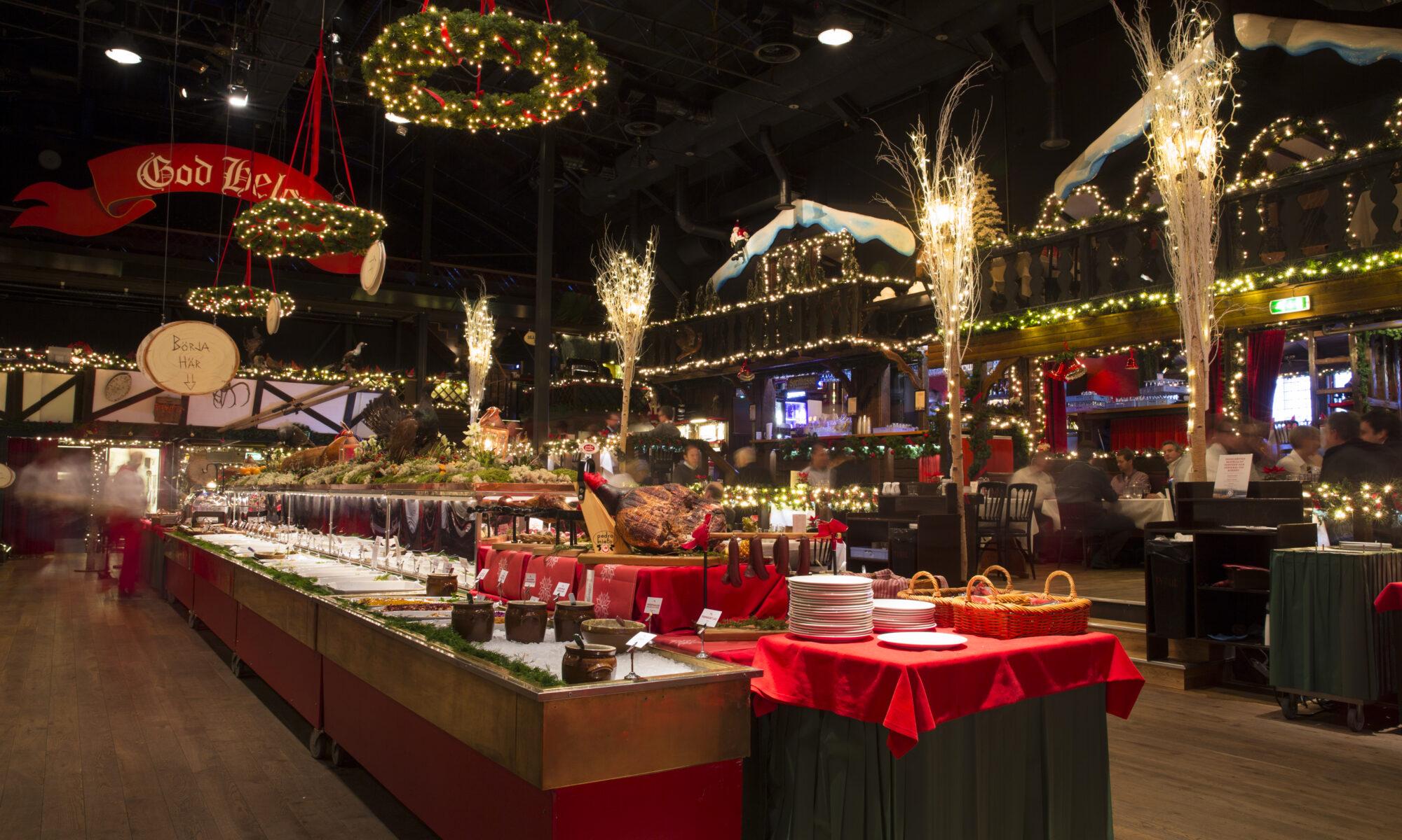 En smak av jul på Djurgården